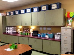 Awesome kitchen cupboard organization ideas 45