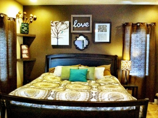 Cozy, rich and earthy bedroom tone (1)