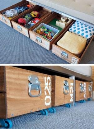 Creative and easy diy furniture hacks 26