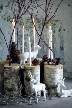 Diy decorating scandinavian christmas 03