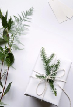 Diy decorating scandinavian christmas 06