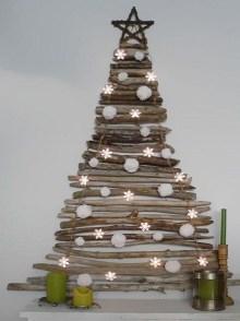 Diy decorating scandinavian christmas 19