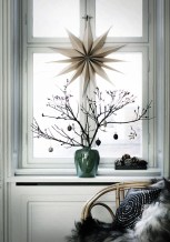 Diy decorating scandinavian christmas 21