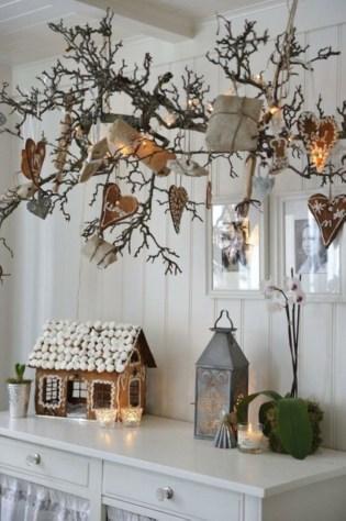 Diy decorating scandinavian christmas 31