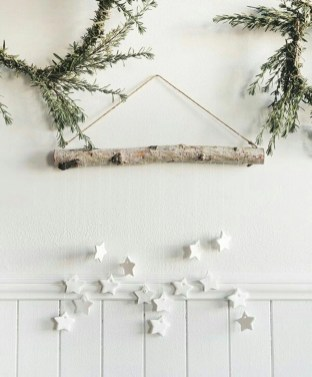 Diy decorating scandinavian christmas 34