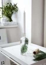 Diy decorating scandinavian christmas 40