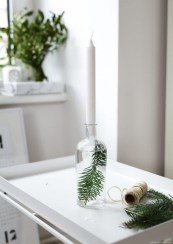 Diy decorating scandinavian christmas 40