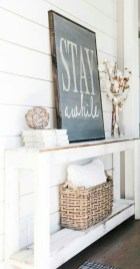 Diy farmhouse entryway inspiration 13