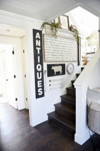 Diy farmhouse entryway inspiration 20
