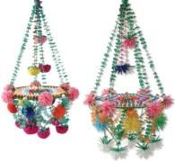 Diy polished chandelier planter 01