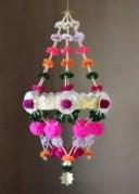 Diy polished chandelier planter 04