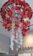 Diy polished chandelier planter 23