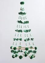 Diy polished chandelier planter 37