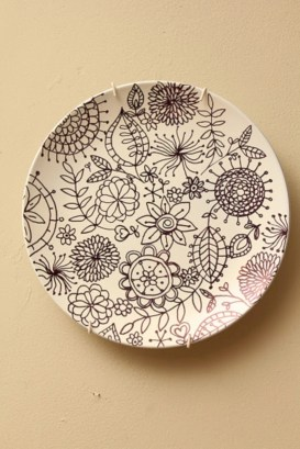 Diy sharpie dinnerware ideas 44