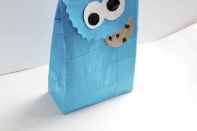 Diy small gift bags using washi tape (14)