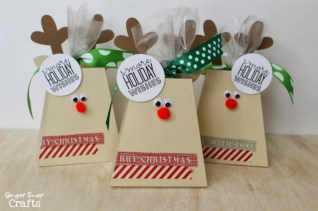 Diy small gift bags using washi tape (16)