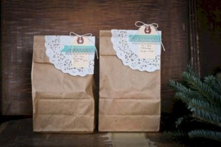 Diy small gift bags using washi tape (19)