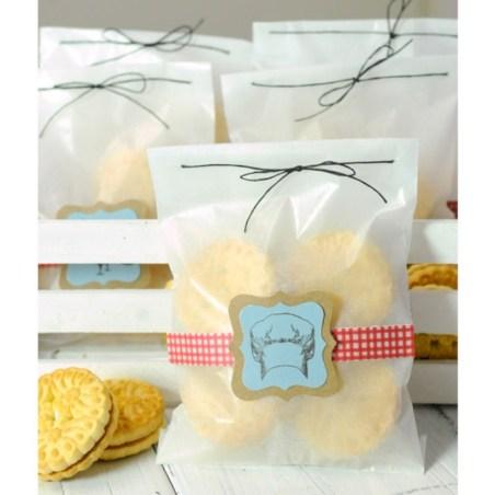 Diy small gift bags using washi tape (2)