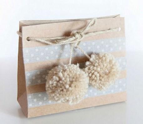 Diy small gift bags using washi tape (20)