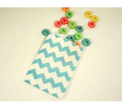 Diy small gift bags using washi tape (6)