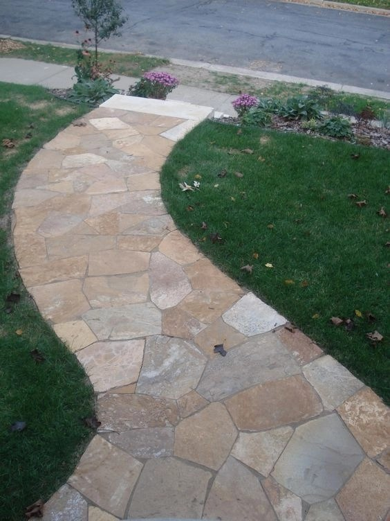 15 diy garden path ideas for backyard and front yard