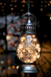 Fairy lights ideas for holiday decorating (12)