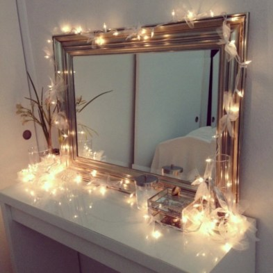 Fairy lights ideas for holiday decorating (2)