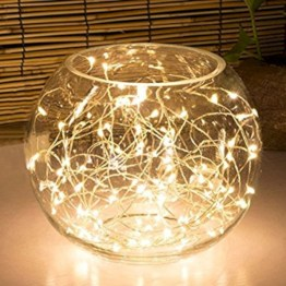Fairy lights ideas for holiday decorating (20)