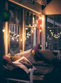 Fairy lights ideas for holiday decorating (24)