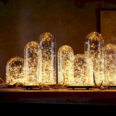 Fairy lights ideas for holiday decorating (4)