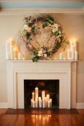 Ideas to decorate your space with candles for christmas 09
