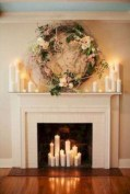 Ideas to decorate your space with candles for christmas 29