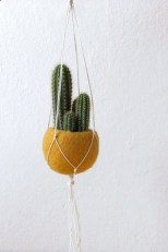 Indoor hanging planters you can make yourself 08