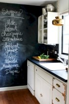 Inspiring ways to use a chalkboard paint on a kitchen 04