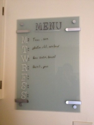 Inspiring ways to use a chalkboard paint on a kitchen 24