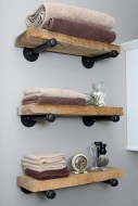 Savvy handmade industrial decor ideas 15