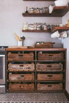 Savvy handmade industrial decor ideas 23