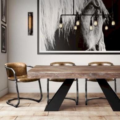 Savvy handmade industrial decor ideas 36