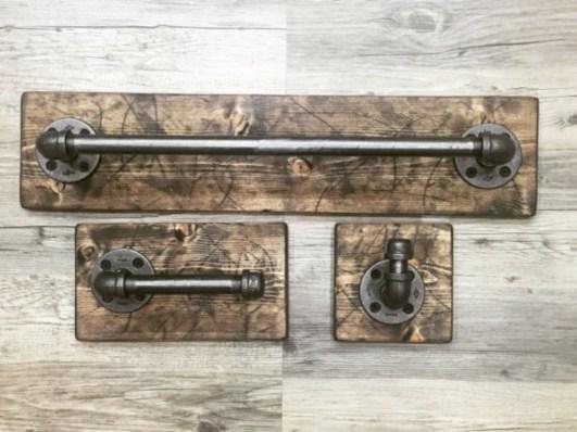 Savvy handmade industrial decor ideas 42