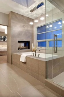 Small bathroom with bathtub ideas 39
