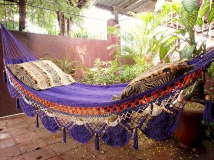 Unique hammock to take a nap (26)