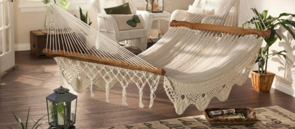 Unique hammock to take a nap (3)