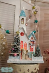 Adorable indoor animated christmas figures 02