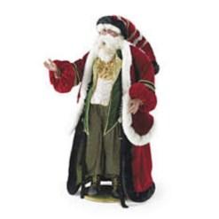 Adorable indoor animated christmas figures 13