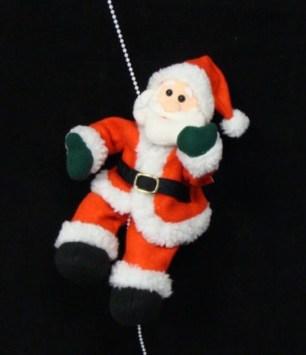 Adorable indoor animated christmas figures 18