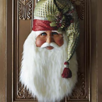 Adorable indoor animated christmas figures 27