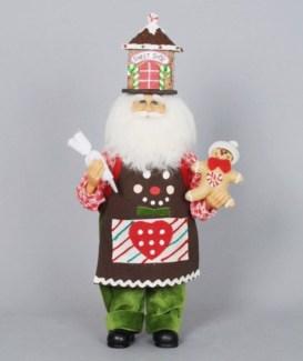 Adorable indoor animated christmas figures 29