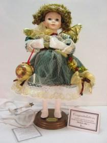 Adorable indoor animated christmas figures 43
