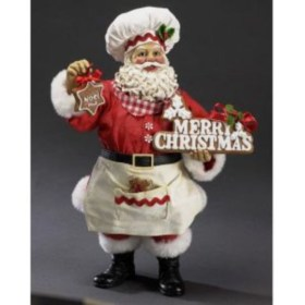 Adorable indoor animated christmas figures 46