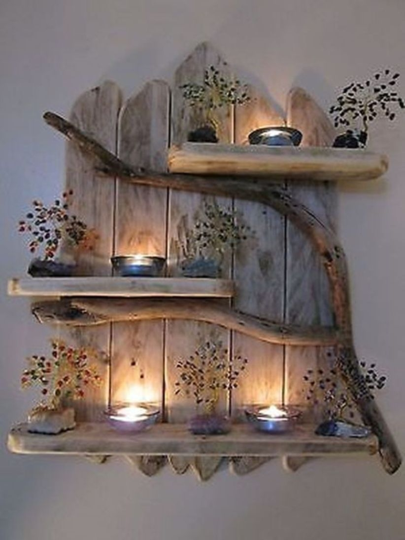 Art diy rustic home decor ideas